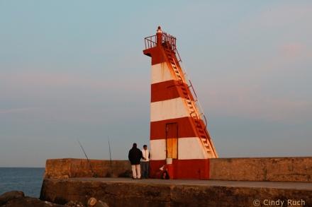 Lagos Leuchtturm