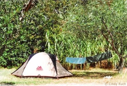 good camping life