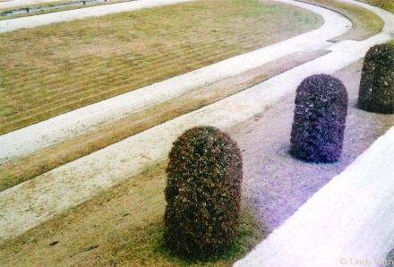 barockgarten: rundgang