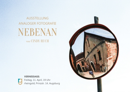 "Exhibition ""Nebenan"""