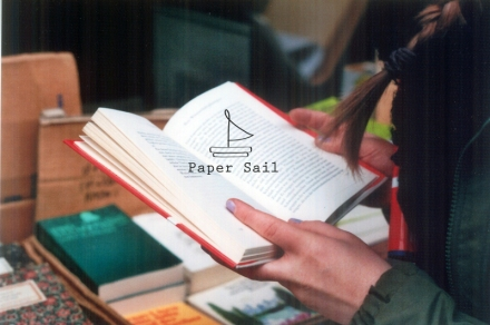 lesespitze und paper sail