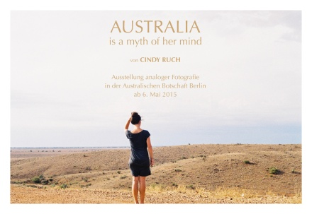 australia is a myth of her mind